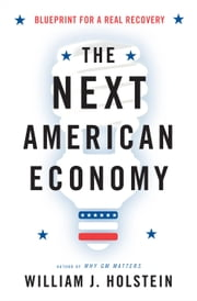 The Next American Economy - Blueprint for a Real Recovery ebook by William J. Holstein