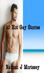 20 Hot Gay Stories ebook by Nathan J Morissey