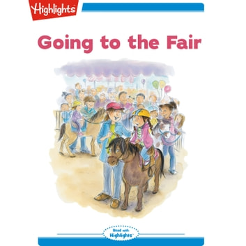 Going to the Fair audiobook by Lissa Rovetch