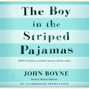 The Boy in the Striped Pajamas luisterboek by John Boyne