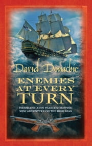 Enemies at Every Turn ebook by David Donachie