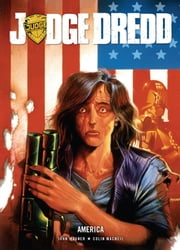 Judge Dredd: America ebook by John Wagner; Colin MacNeil
