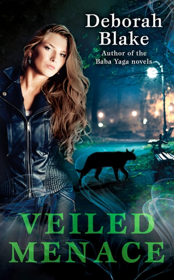 Veiled Menace ebook by Deborah Blake