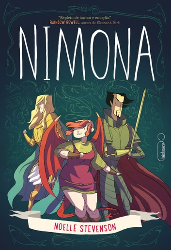 Nimona ebook by Noelle Stevenson