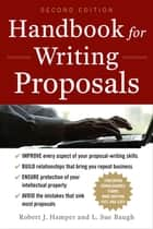 Handbook For Writing Proposals, Second Edition ebook by Robert Hamper,L. Baugh