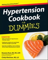 Hypertension Cookbook For Dummies ebook by Rust,Cynthia Kleckner