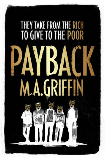 Payback ebook by M.A. Griffin