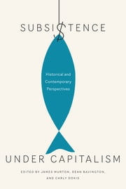 Subsistence under Capitalism - Historical and Contemporary Perspectives ebook by