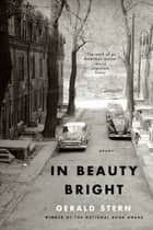In Beauty Bright: Poems ebook by Gerald Stern