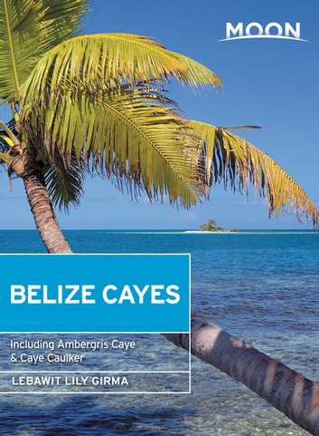 Moon Belize Cayes - Including Ambergris Caye & Caye Caulker ebook by Lebawit Lily Girma