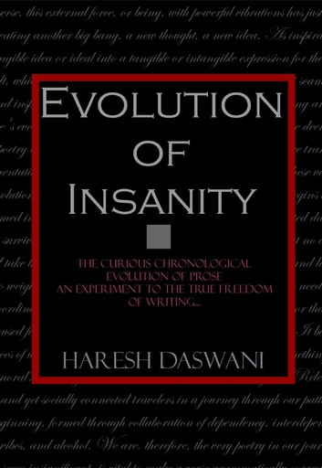 Evolution of Insanity ebook by Haresh Daswani
