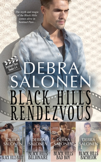 Black Hills Rendezvous Boxed Set - Volume 1 (Books 1-4) ebook by Debra Salonen