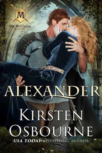 Alexander - McClains, #1 ebook by Kirsten Osbourne