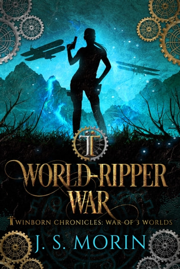 World-Ripper War ebook by J.S. Morin