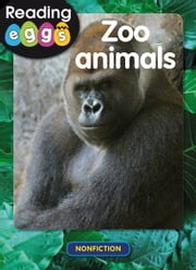 Zoo animals ebook by Katy Pike, Amanda Santamaria