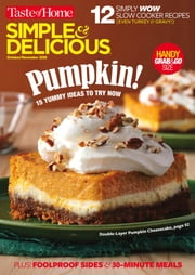 Simple and Delicious - Issue# 5 - RDA Digital, LLC magazine