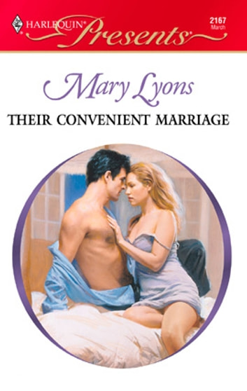 Their Convenient Marriage ebook by Mary Lyons