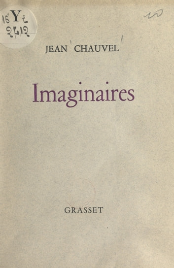 Imaginaires ebook by Jean Chauvel