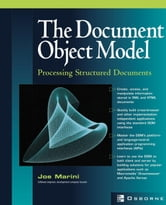 Document Object Model ebook by Marini, Joe
