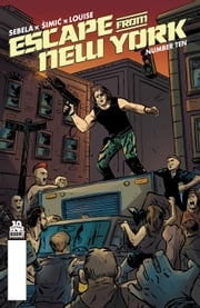 Escape from New York #10 ebook by Christopher Sebela,Diego Bareto