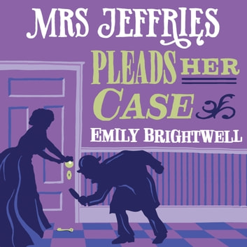 Mrs Jeffries Pleads her Case audiobook by Emily Brightwell