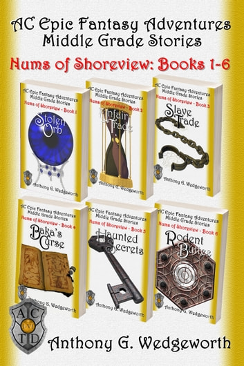 Nums of Shoreview ebook by Anthony G. Wedgeworth
