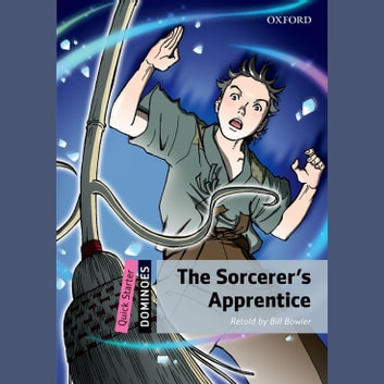 Sorcerer's Apprentice, The audiobook by Bill Bowler