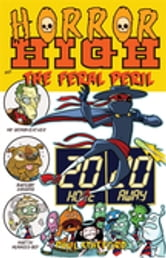 Horror High 4: The Feral Peril ebook by Paul Stafford