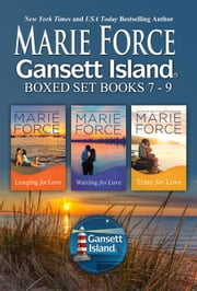 Gansett Island Boxed Set Books 7-9 ebook by Marie Force