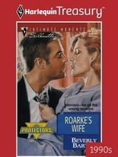 Roarke's Wife ebook by Beverly Barton