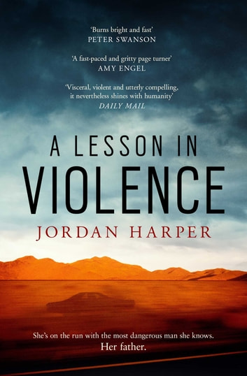 A Lesson in Violence ebook by Jordan Harper
