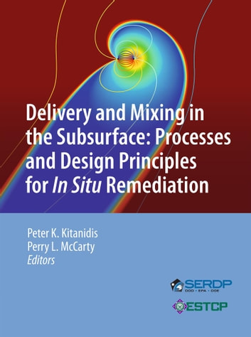 Delivery and Mixing in the Subsurface - Processes and Design Principles for In Situ Remediation ebook by
