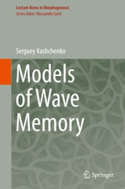 Models of Wave Memory ebook by Serguey Kashchenko