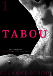 TABOU Book 1 - Patience ebook by Suzanne Stroh