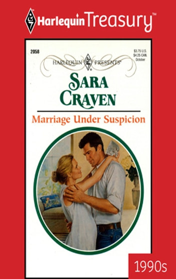 Marriage Under Suspicion ebook by Sara Craven