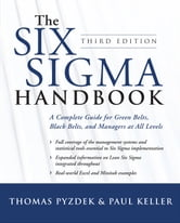 The Six Sigma Handbook, Third Edition ebook by Thomas Pyzdek,Paul Keller