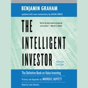 The Intelligent Investor Rev Ed. audiobook by Benjamin Graham