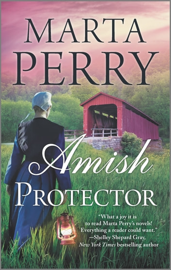 Amish Protector ebook by Marta Perry