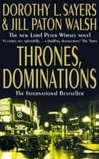 Thrones, Dominations ebook by Jill Paton Walsh, Dorothy L. Sayers