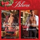 Cowboy Unwrapped & One Hot December - (Thunder Mountain Brotherhood, #8) audiobook by Vicki Lewis Thompson, Tiffany Reisz