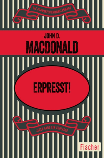 Erpreßt! ebook by John D. MacDonald