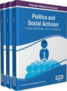 Politics and Social Activism ebook by Information Resources Management Association