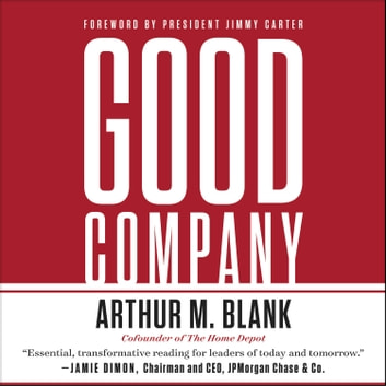 Good Company luisterboek by Arthur M. Blank