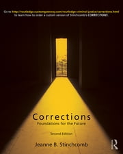 Corrections - Foundations for the Future ebook by Jeanne B. Stinchcomb