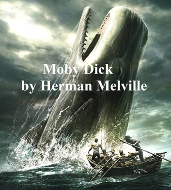 Herman melville from moby dick