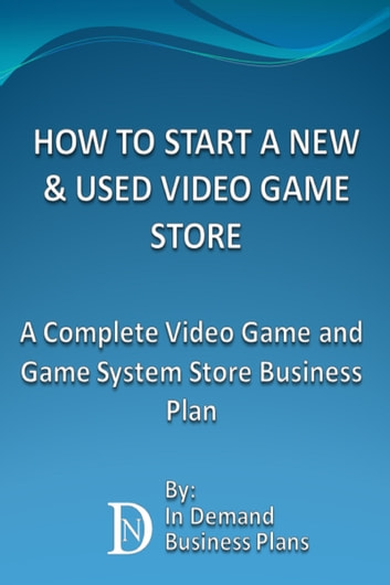 Starting a Game Store Business