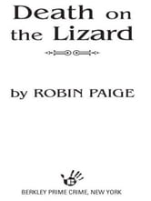 Death on the Lizard ebook by Robin Paige