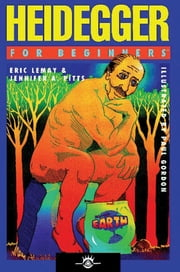 Heidegger For Beginners ebook by Eric Lemay,Jennifer A. Pitts,Paul Gordon