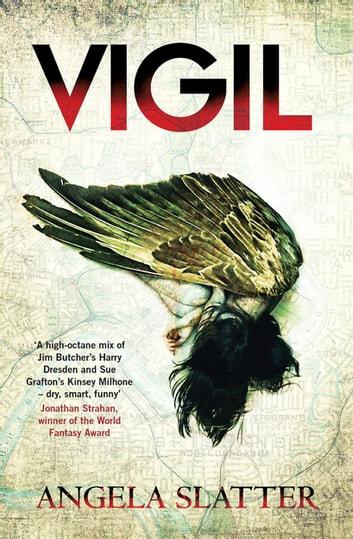 Vigil - Verity Fassbinder Book 1 ebook by Angela Slatter