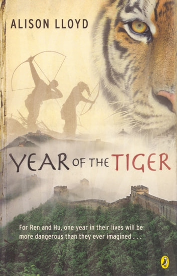 The Year of the Tiger ebook by Alison Lloyd